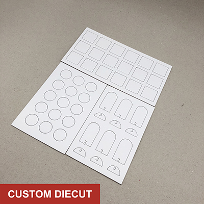custom board game printing punchboards