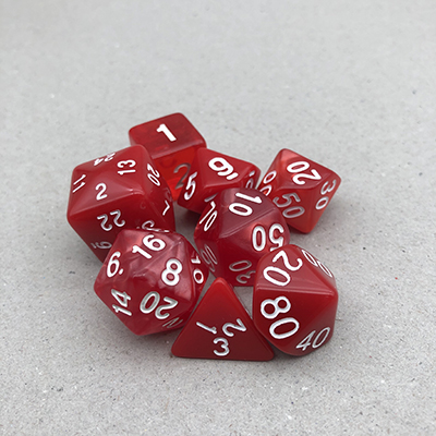 Multi type dice